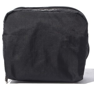 LeSportsac SQUARE COSMETIC/オニキス