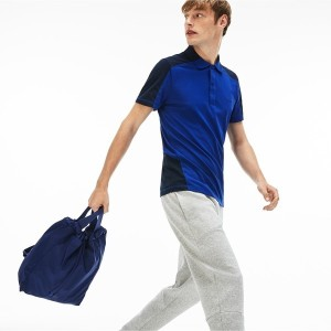 LACOSTE LACOSTE MOTION パッカブルナイロン2WAYバッグ
