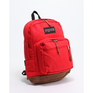JANSPORT RIGHT PACK HIGH RISK RED○TYP75KS High risk red カバン・バッグ