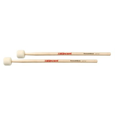 Wincent Drumsticks (Maple/Mallets) マレット W-Swoosh