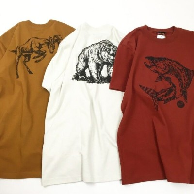 FILSON / Short Sleeve Outfitter Graphic T-Shirt(フィルソン Tシャツ)