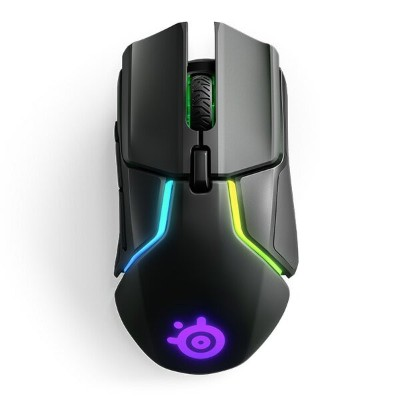 62456 SteelSeries ワイヤレスゲーミングマウス「RIVAL 650 WIRELESS」