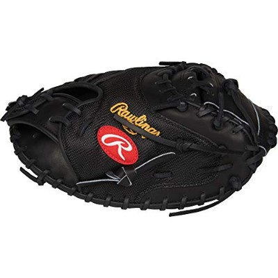 (Right Hand Throw) - Rawlings Heart of the Hide 90cm Yadier Molina Catcher's Mitt: PROYM4