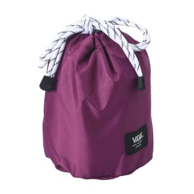 【VANS】Round Pouch ヴァンズ ポーチ CD19SS-UB01 19SP PURPLE