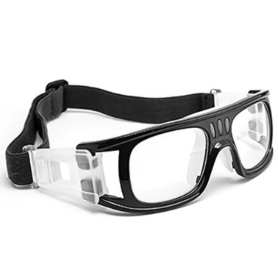Sports Goggles Anti-fog Protective Safety Goggles Basketball Glasses for Men with Adjustable Strap...