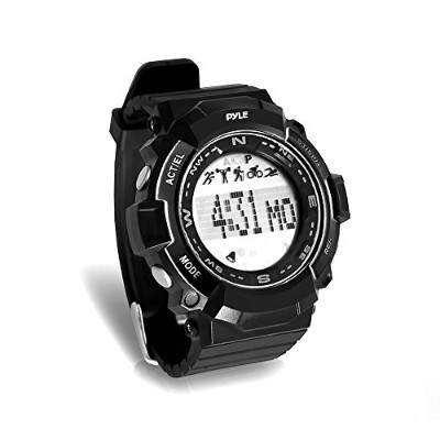 MULTI SPORTS WATCH BLK
