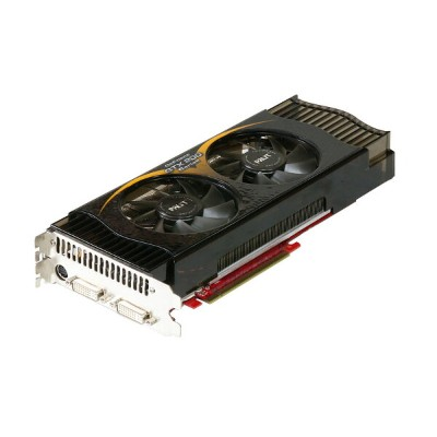 Palit GeForce GTX 260 896MB DVI *2/TV-out PCI Express x16 NE3X262SFT394-PM8026【中古】