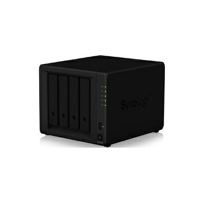 SYNOLOGY シノロジー DiskStation DS418play Celeron J3355 2.0GHz CPU搭載【Synology Valueシリーズ】