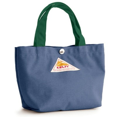 KELTY(ケルティ) MINI TOTE S Sky×Forest 2592210