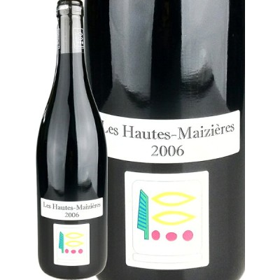 Domaine Prieure Roch Vosne Romanee Hautes Maizieres [2006] / プリューレ・ロック ヴォーヌ・ロマネ レ オート メズィエール [FR][赤...