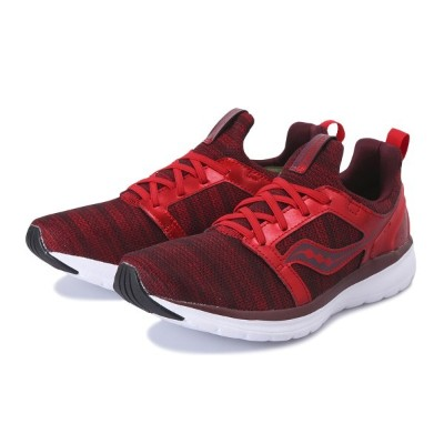 【SAUCONY】 サッカニー STRETCH&GO EASE ストレッチ&ゴー イース S40029-3 RED