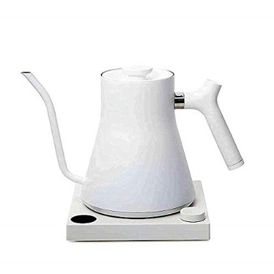 [Fellow][Fellow Stagg EKG, Electric Pour-over Kettle For Coffee And Tea, Matte White, Variable...