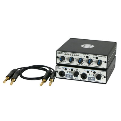 FMR AUDIO Really Nice Tracking Combo(E) -RNP+RNC+TRS Insert cables-【送料無料】