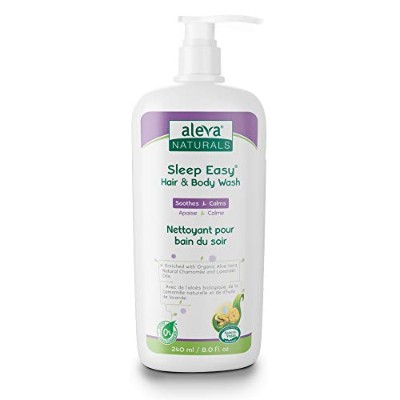 Sleep Easy Natural Baby Wash for Infants by Aleva Naturals