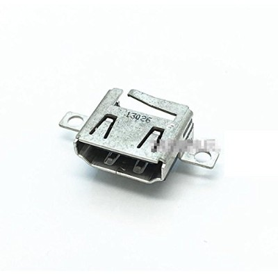 Linyuan 安定した品質 Replacement HDMI Port Socket Interface Connector for Wii U