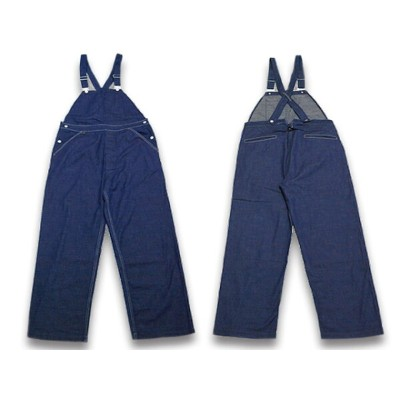 【TROPHY CLOTHING/トロフィークロージング】2019SS「Round House Low Back Overall/ラウンドハウスローバックオーバーオール」(TR19SS-602)...