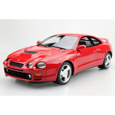 LS-COLLECTIBLES 1/18 トヨタ セリカ GT-FOUR レッド 1994 CELICA GT-FOUR ST205