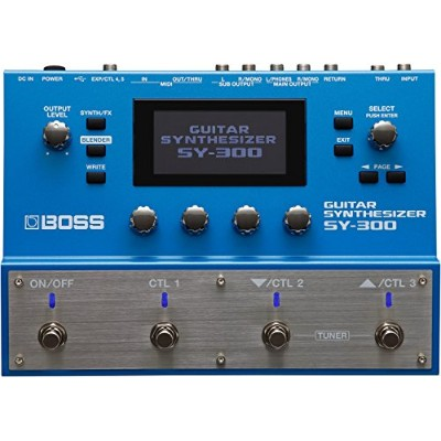 BOSS SY-300 Guitar Synthesizer ギターシンセサイザー