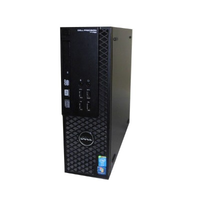中古ワークステーション Windows7 Pro 64bit DELL PRECISION T1700 SFF Xeon E3-1270 V3 3.5GHz 8GB 500GB DVDマルチ...