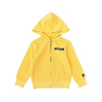 IN THE HOUSE  パーカー HOUSE PASTEL ZIP-UP HOODIE(KID'S) イエロー 【三越・伊勢丹/公式】 キッズファッション~~その他