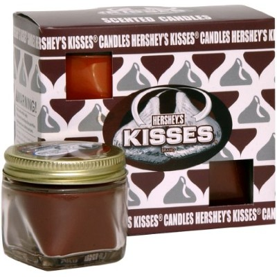 Hershey 's by Hanna 's Candle 4 -パックHershey 'sサンプラーCandle