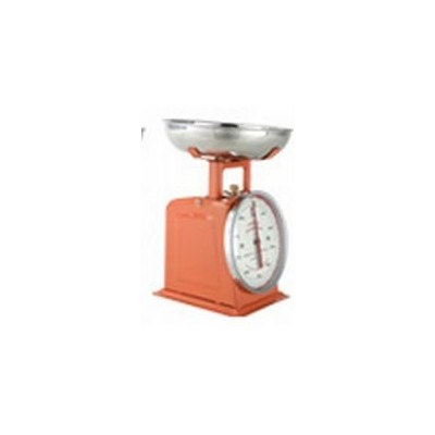 [DULTON]ダルトン AMERICAN KITCHEN SCALE ORANGE 100-061OR