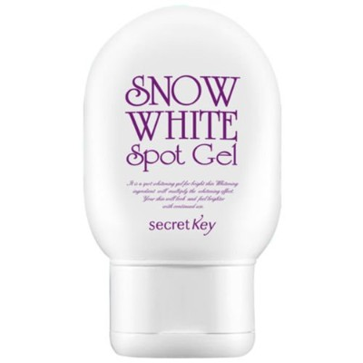 SECRET KEY Snow White Spot Gel (並行輸入品)