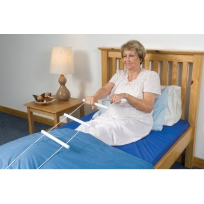 "MEDca Bed Helper Adjustable Home Assist""Bed Rope Latter"""