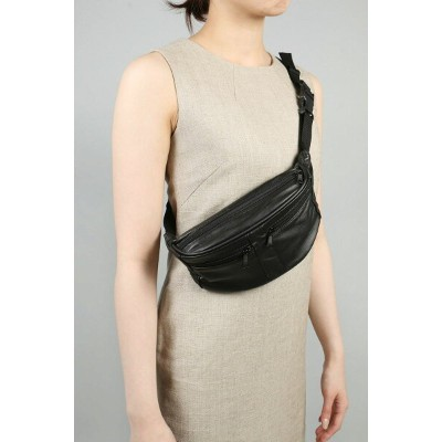 【40%OFF】Leather Waist Pouch(11811070) Todayful(トゥデイフル)
