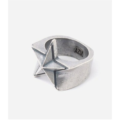 AZUL by moussy STAR RING アズールバイマウジー アクセサリー【送料無料】