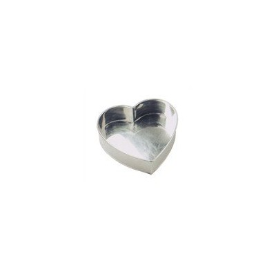 Single Heart 15cm Birthday Wedding Anniversary Cake Tin