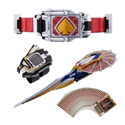 COMPLETE SELECTION MODIFICATION BLAYBUCKLE & ROUSEABSORBER & BLAYROUZER 仮面ライダーブレイド CSM 1次分 代引き不可...