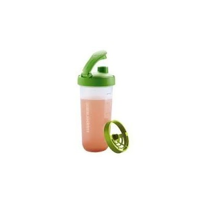 Quick Shake Container, Lettuce Leaf and Margarita Green