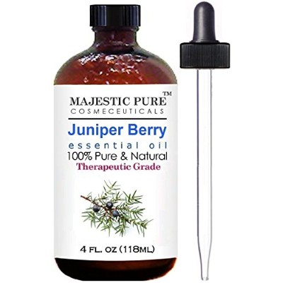Juniper Oil Premium Quality, 4 fl.oz 118ml ジュニパーベリーオイル