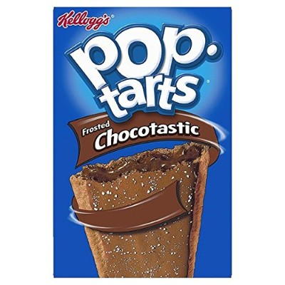 Kelloggs Pop Tarts Frosted Chocotastic - 8 x 50g