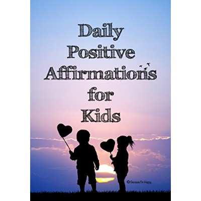 Daily Positive Affirmation Cards for Kids - Encourage & Inspire your children daily to increase...
