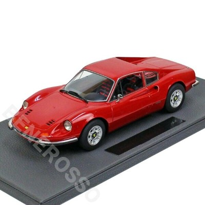TOPMARQUES 1/18スケール DINO 246 レッド TOP088A