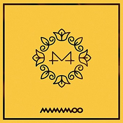 MAMAMOO - Yellow Flower (6th Mini Album) CD+Booklet+Photocard+Folded Poster