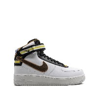 Nike Air Force 1 Mid Tisci スニーカー - ホワイト