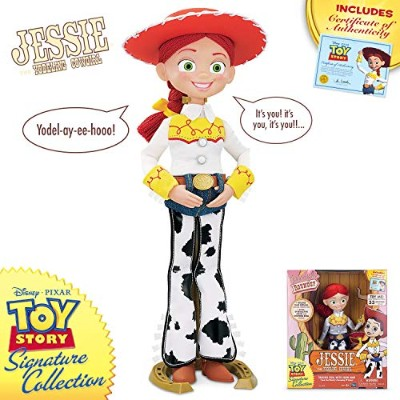 Toy Story Jessie The Yodeling Cowgirl ジェシー 英語バージョン