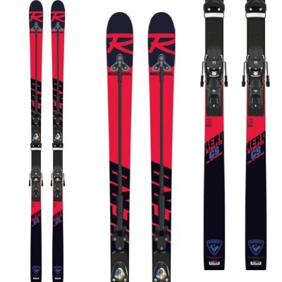19-20ROSSIGNOL ロシニョールHERO ATHLETE FIS GS DLC(R22DLC) + SPX15RockerRace BlockerヒーローアスリートFIS GS DLC...