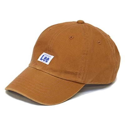 c1e579c48c14e リー(LEE) 子供 キッズ ウォッシュ加工 ベースボール キャップ WASHED CAP 熱中症対策