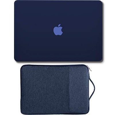 GMYLE 2 in 1 Soft-Touch Frosted Hard Case Macbook Air 13 專用 (A1369/ A1466) ハードケースカバー + ハンドル付き13-13...