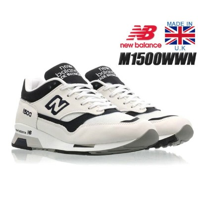 NEW BALANCE M1500WWN Made in England ニューバランス 1500 スニーカー NB 1500 30th Anniversary ホワイト 30周年 UK