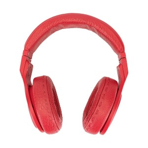 Fendi Pre-Owned Beats by Dr. Dre Pro ヘッドホン&Selleria ポーチ - レッド