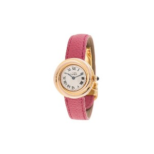 CARTIER PRE-OWNED Must Trinity 腕時計 - ピンク