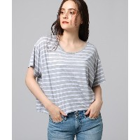 【JET(ジェット)】 レーヨンソフトTシャツ OUTLET > JET > トップス > Tシャツ グレー