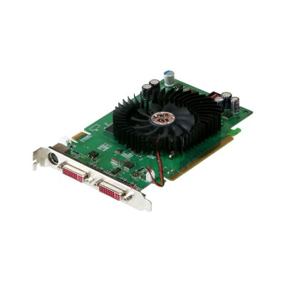 Palit Microsystems GeForce 8600GT 256MB DVI*2/TV-out PCI Express x16 XNE/8600T+T321-PM8184【中古】