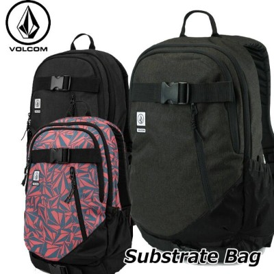 volcom ボルコム リュック Substrate デイバッグ D6531649 バックパック 【返品種別OUTLET】