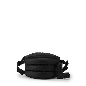 LUDLOW/ラドロー  【予約販売】【8月下旬以降届】Quilted belt bag(LD2207) Black 【三越・伊勢丹/公式】 バッグ~~その他